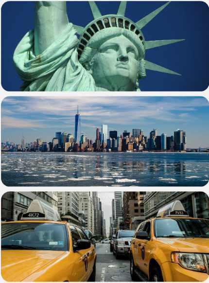 Dovolená New York