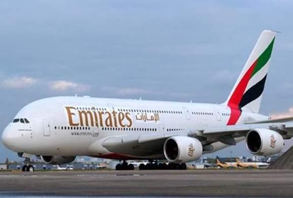 Emirates zpoždění letu