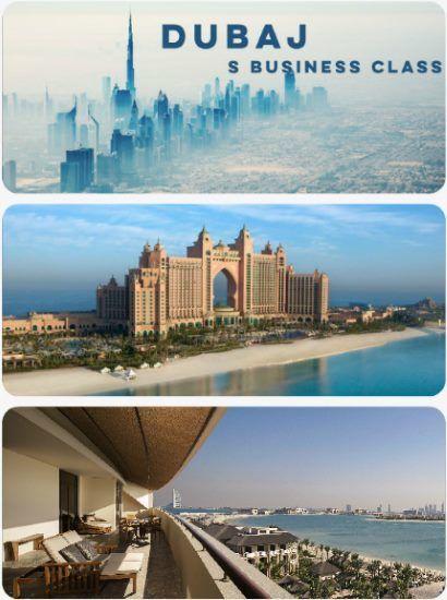 Luxusní dovolená v Dubaji