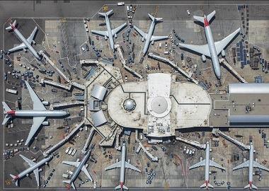 Největší letiště světa