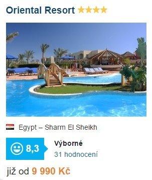 Sharm El Sheikh all inclusive zajezdy