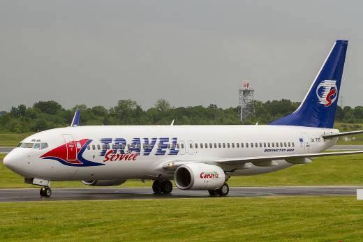 Travel Service smartwings zpoždění letu