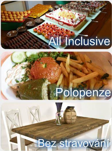 Řecko bez straovvání all inclusive