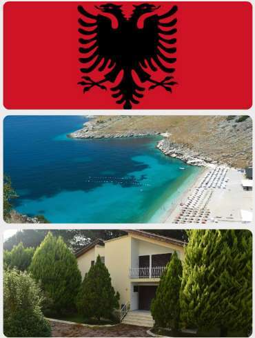 Albánie dovolen super last minute