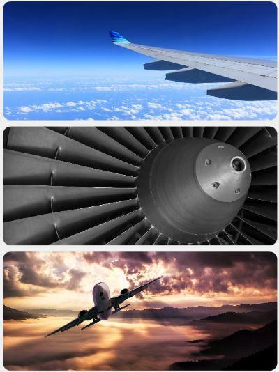 Jak vysoko létají letadla