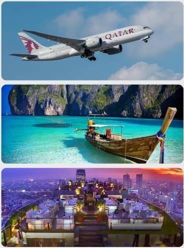Nejlevnější letenky thajsko