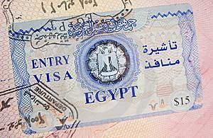 Vizum Egypt