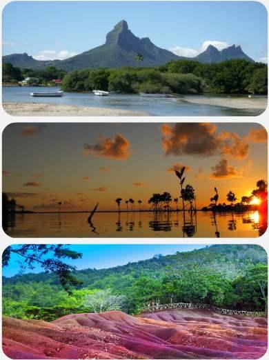 Nejlevnější dovolená na ostrově Mauricius