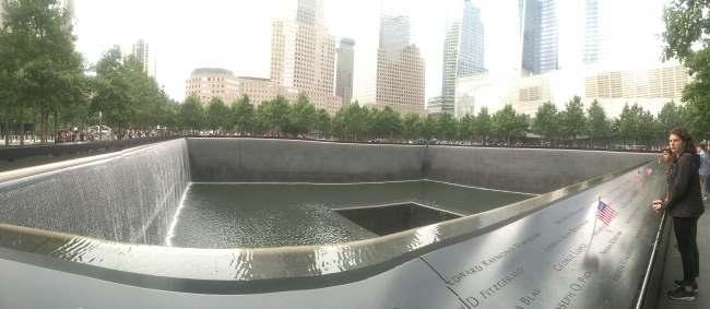 Památník dvojčat, New York