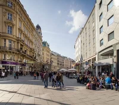 Ubytování Vídeň