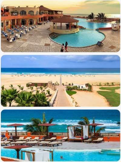 2 nejlepší hotely Kapverdské ostrovy