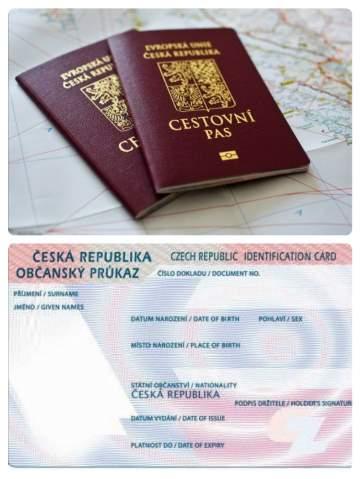 Cestování do Maďarska pas nebo občanský průkaz