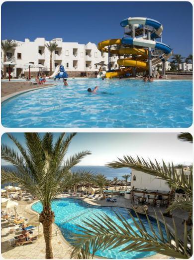 Sharm El Sheikh Egypt dovolená prosinec