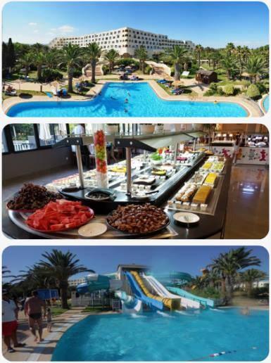 Tunisko zájezd s Aquaparkem