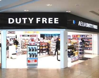 Duty Free Letiště Praha