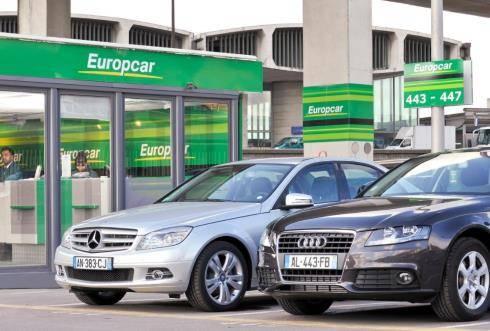 Europcar recenze a zkušenosti autopůjčovny