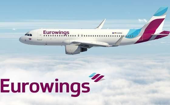 Eurowings recenze