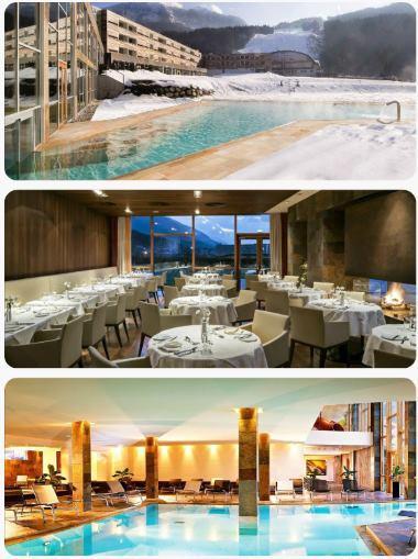 Ubytování a lyžování v Rakousku