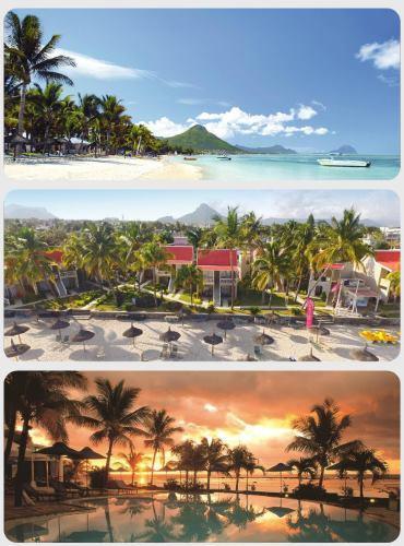 Mauricius dovolená prosinec