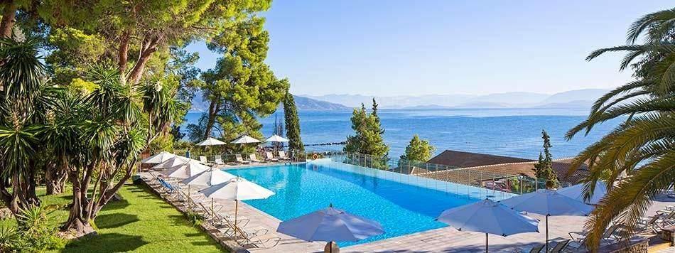 Nejlepší hotel na Korfu pětihvězdička