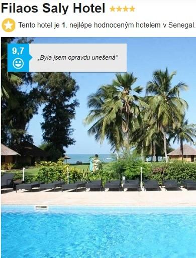 Nejlepší hotel v Senegalu