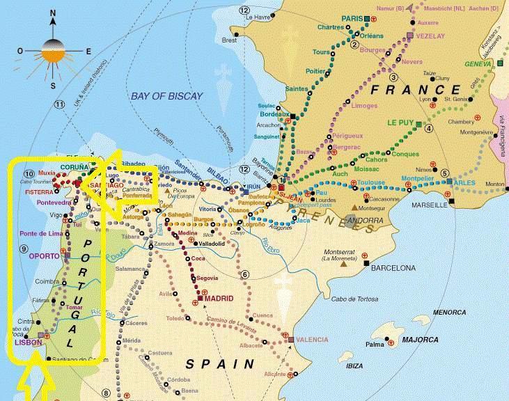 Portugalská cesta