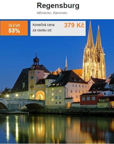 Vánoční trhy Regensburg adventní