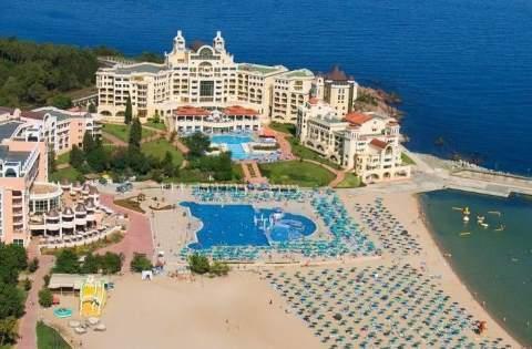Bulharsko nejlepší hotel Marina Royal Palace