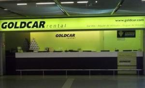Goldcar půjčení auta