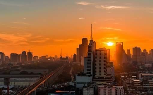Levné letenky Bangkok Praha