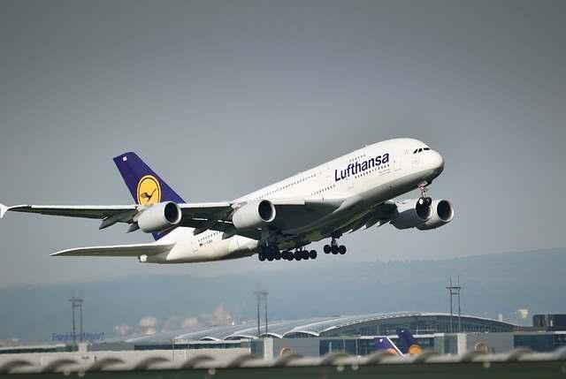 Lufthansa zpoždění letu