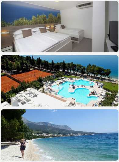 Nejlepší hotely v Chorvatsku