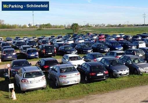Parkování letiště Berlín