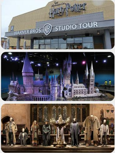 Poznávací zájezdy Londýn Harry Potter