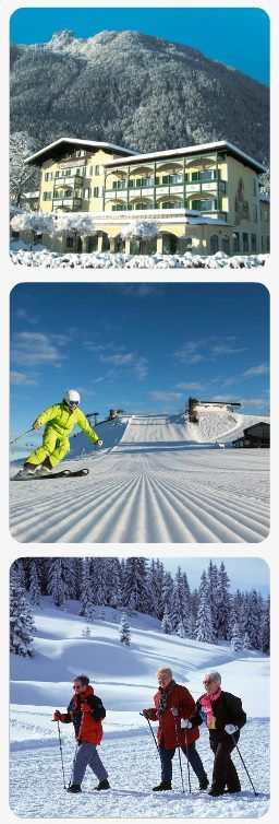 Rakousko lyžování all inclusive