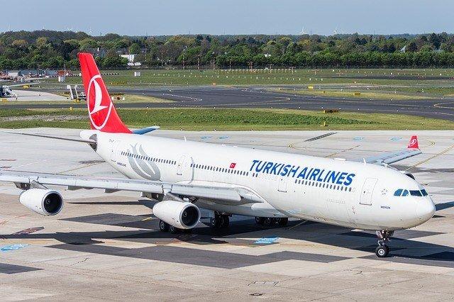 Turkish airlines zpoždění letu