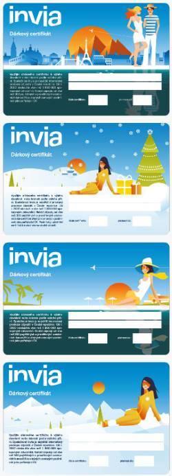 Dárkový poukaz na dovolenou