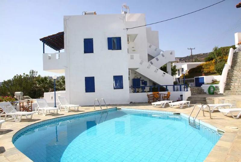 Hotel a bazén Thalia