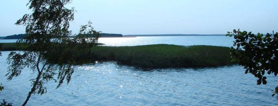 Masurská jezera v Polsku