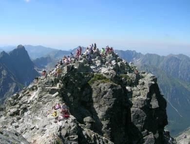 Nejvyšší hora v Polsku