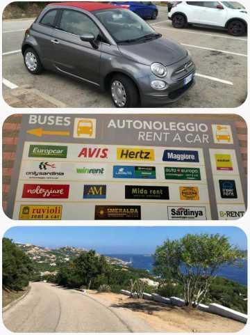 Půjčení auta na Sardinii