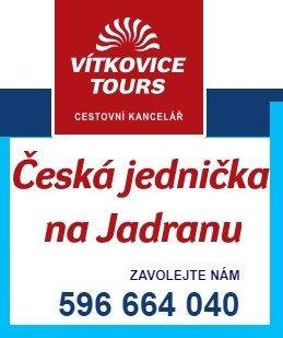 Vítkovice Tours cestovní kancelář recenze