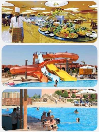 Egypt all inclusive dovolená