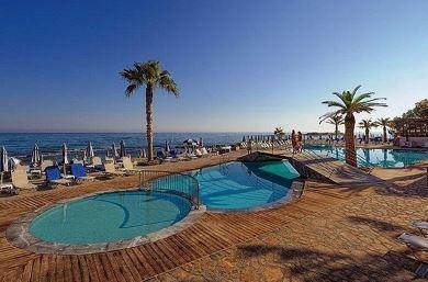 Hotel Dessole Malia Beach recenze ubytování