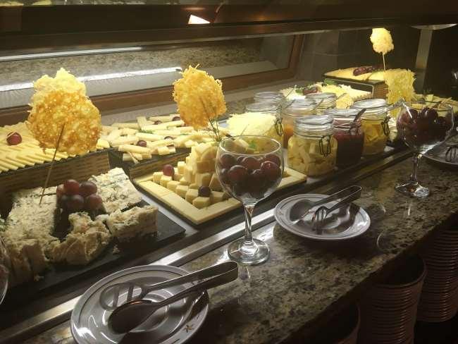 All Inclusive lahůdky hotel Iberostar, Boa Vista