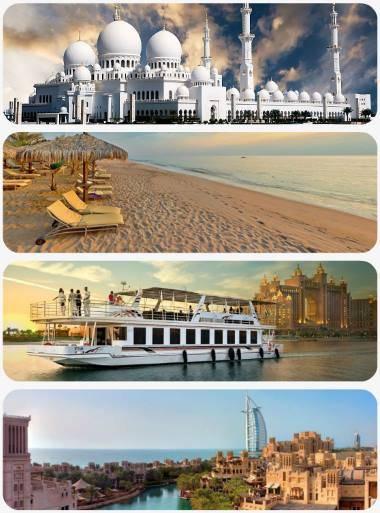 Dubaj super last minute dovolená