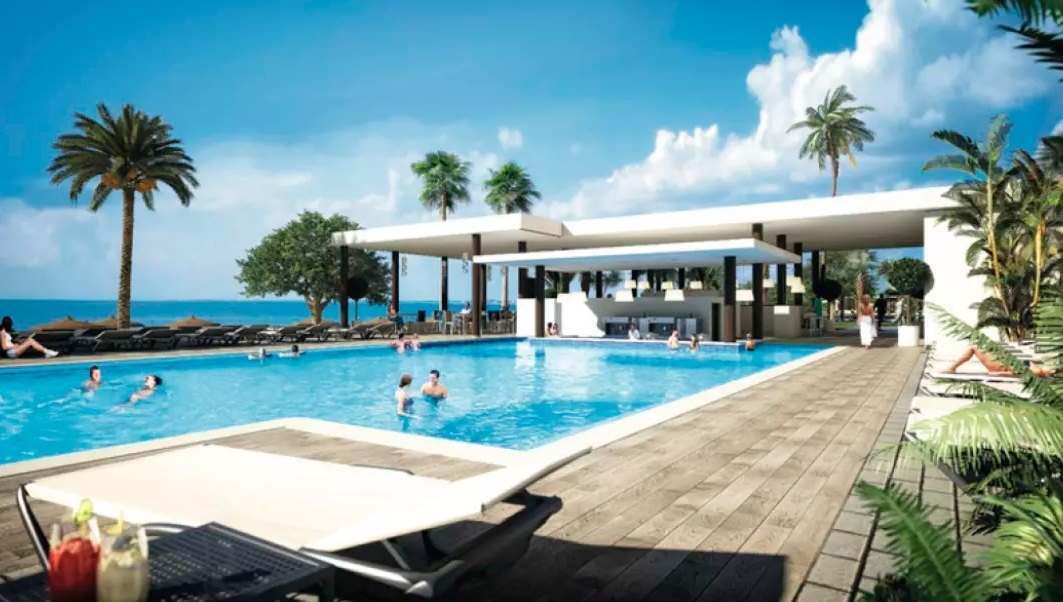 Kapverdské ostrovy Riu Palace hotel Boa Vista