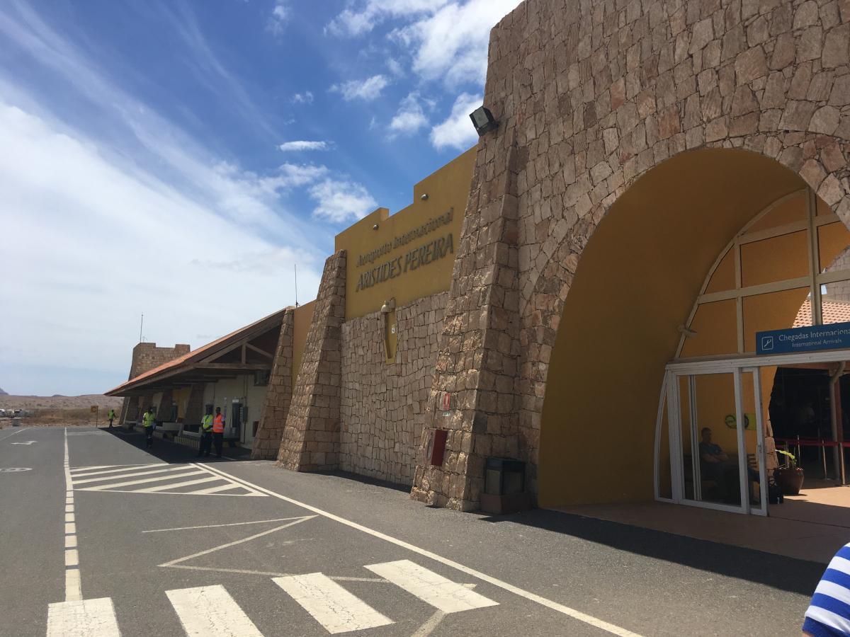 Letiště Boa Vista