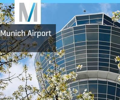 Letiště Mnichov odlet dovolená
