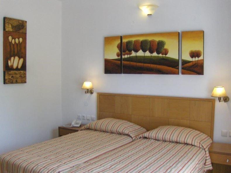 Pokoj v hotelu Bella Vista